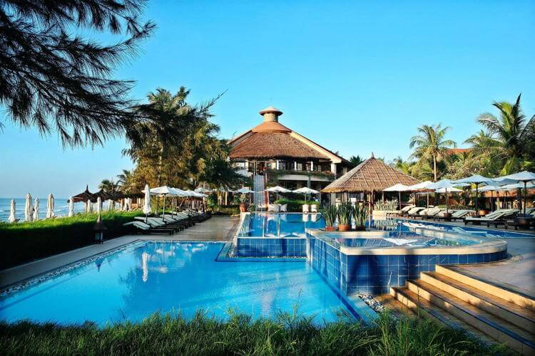 Seahorse Resort & Spa in Mui Ne in Vietnam tour