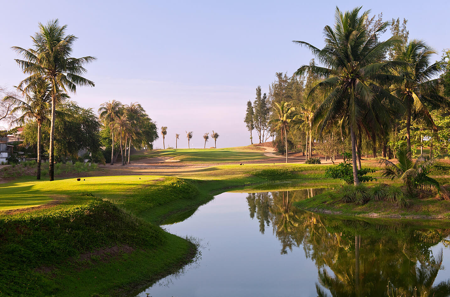 Ocean Dunes Golf Club in Mui Ne in Vietnam tour