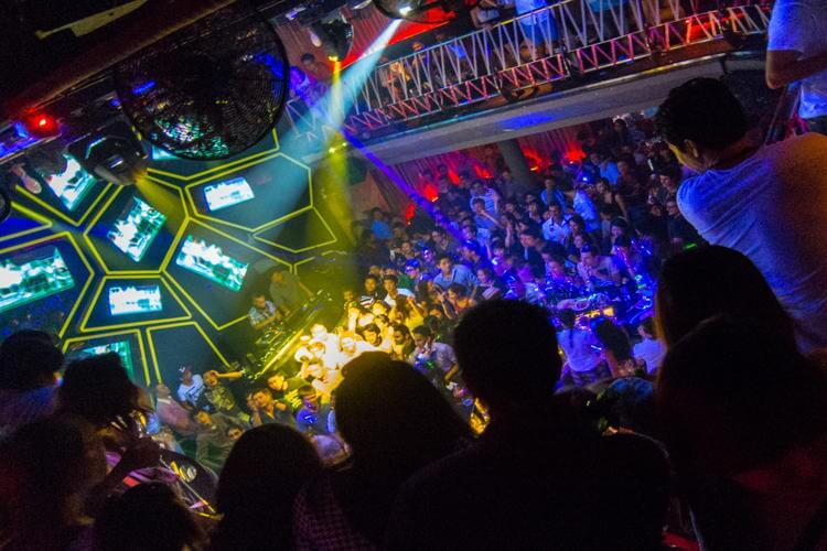 Lush Nightclub Ho Chi Minh