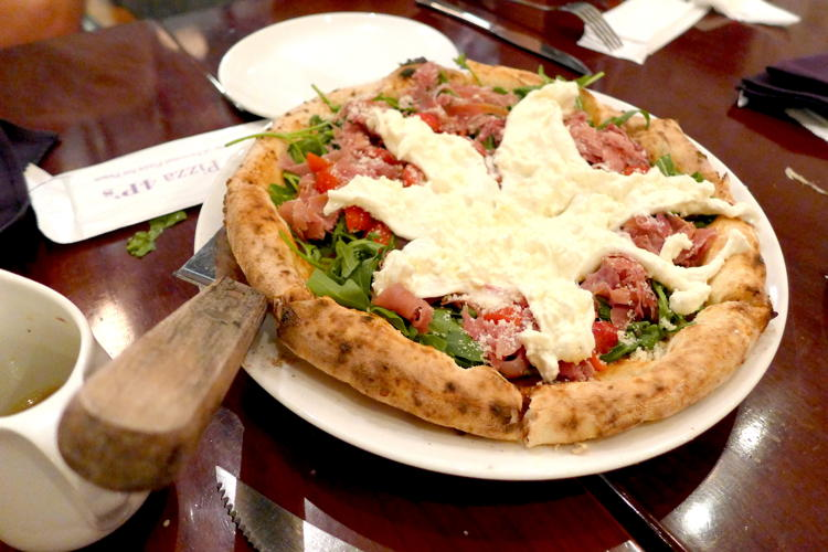 4Ps Pizza Saigon
