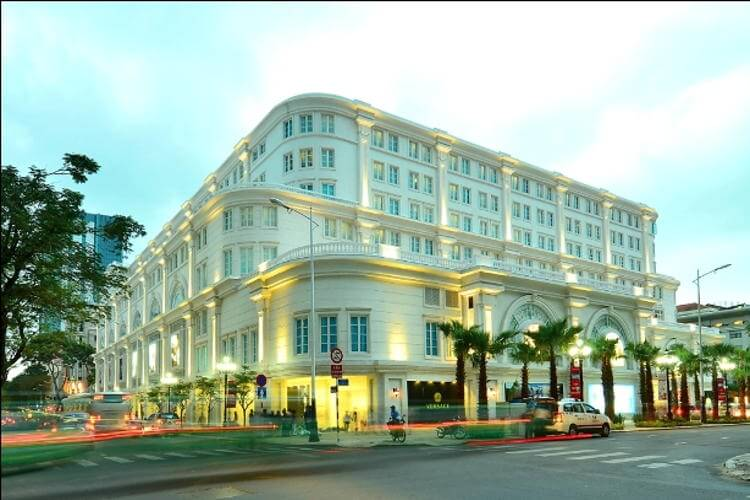 Vincom Center is Ho Chi Minh City