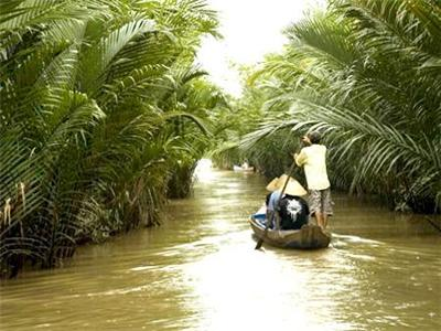 Ben Tre Vietnam Destinations