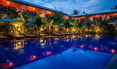 La Niche D' Angkor Boutique Hotel