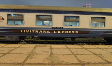 Livitrans Express Train