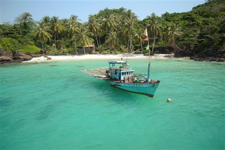 Direct flight from Sweden to Phu Quoc Island