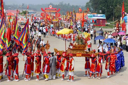 Hung Kings Temple Festival 2016 from April 12th to 16th