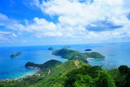 Nam Du Island tour