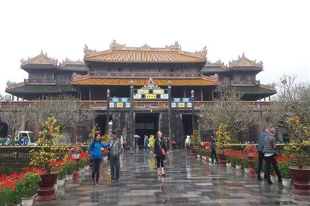 Visit Hue, the charming city