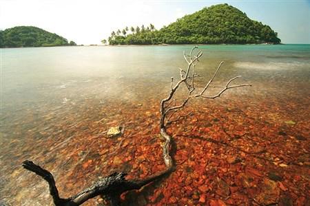 Pirate island, a new tourist destination