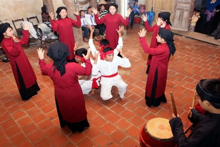 Xoan singing to be submitted as an intangible cultural heritage