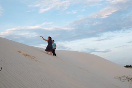 Sahara desert in Vietnam