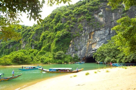 Phong Nha - a worth national park to visit when traveling in Indochina