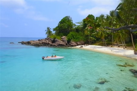 Phu Quoc is among 10 most beautiful islands in Asia