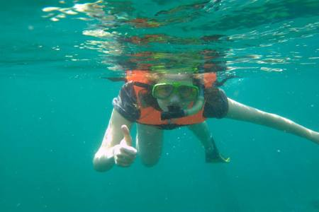 Scuba diving, a must-try activity in Nha Trang