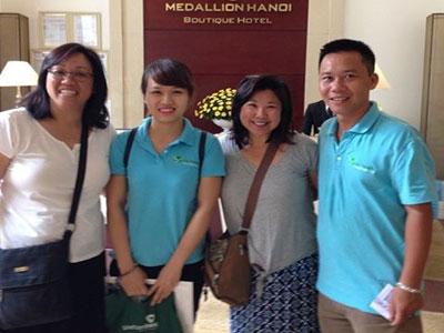 A great Vietnam tour with Vivutravel