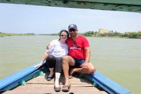 Unbelievable fantastic time in Vietnam