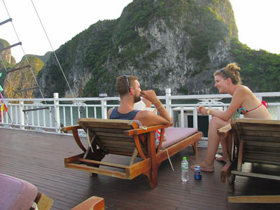 Wonderful Vietnam holiday that we had