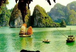 We had a wonderful time in Vietnam and Cambodia