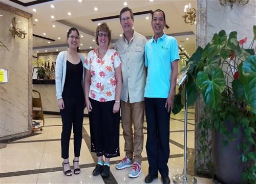 Vietnam Wedding Anniversary Trip