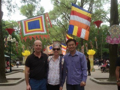 Vivu Travel for our trip to Vietnam