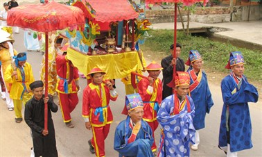 Vietnamese Village's Guilds