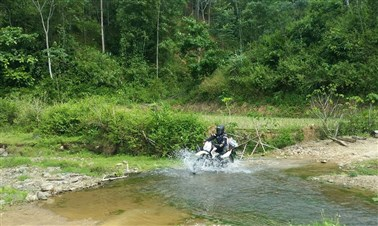 Motorbiking to the northeast of Vietnam