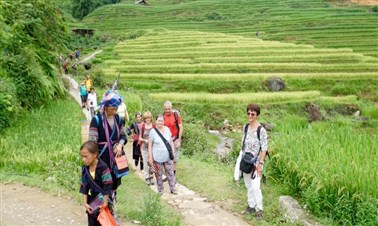 Trekking tour in Sapa