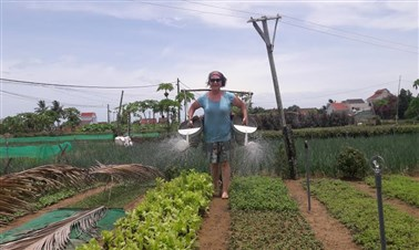 Farming tour in Hoi An