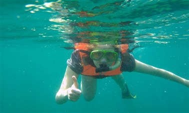Snorkeling tour in Nha Trang
