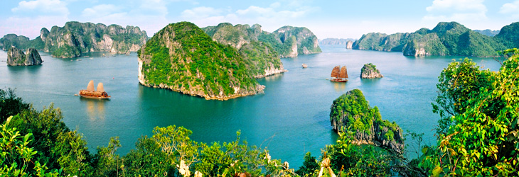 Discovery Vietnam tour 22 days from Hanoi