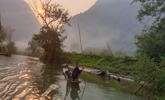 HS02: Ba Be lake and Ban Gioc Waterfall - 3 days / 2 nights